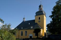 Katholische Pfarrkirche St. Sebastian in Friesenhagen