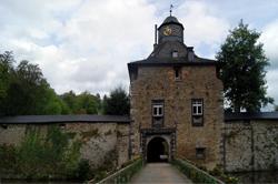 Schloss Crottorf, Wohnsitz der Familie von Hatzfeld
