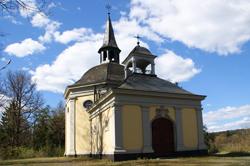 Die Kreuzkapelle bei Crottorf