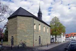 Die Nikolaikapelle in Soest