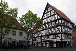 """Haus zur Rose, auch bekannt als """"Freiligrathhaus"""""""