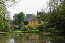 Burg Zweiffel in Herrenstrunden