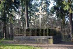 Französischer Kirchhof im Milchborntal