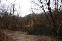 Grube Cox in Bergisch Gladbach