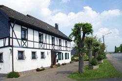 Fachwerkhaus in Altenhufe an der Alten  Wipperfürther Straße
