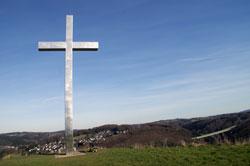 Barbara-Kreuz auf dem Lüderich