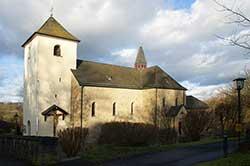 St. Johann Baptist im Mucher Ortsteil Kreuzkapelle