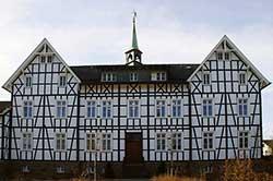 Das St.-Josefshaus in Much