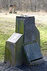 Denkmal für deportierte Juden in Much