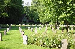 Kriegsgräberstätte Ittenbach