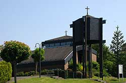 Evangelische Stephanuskirche in Uckerath