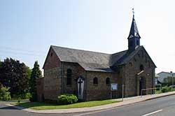 """Die Kapelle """"Unserer lieben Frau von der immerwährender Hilfe"""" in Wellesberg"""
