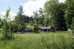 Die Hebammen-Hütte in der Hilbringse am Rothaarsteig