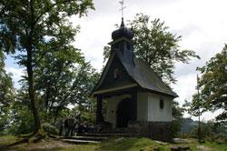 Friedens- bzw. Marienkapelle auf Borbergs Kirchhof
