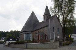 Laurentiuskapelle in Küstelberg