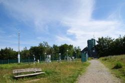 Astenturm mit Wettergarten auf dem Kahlen Asten