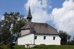 Die St.-Josefs-Kapelle in Latrop