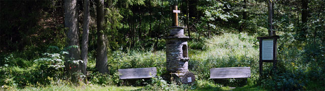 Denkmal Altarstein
