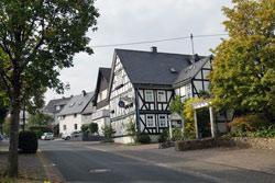 """Gasthaus """"d'r Fiester Hannes"""" in Holzhausen im Hickengrund"""