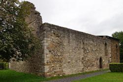Kirchenruine Hof-Feldbach in Dillenburg
