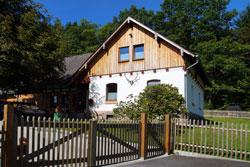 Das Forsthaus Steinbach