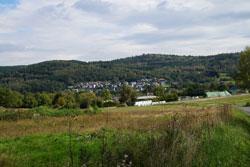 Blick auf Rodenbach