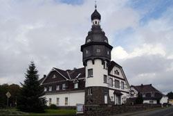 Das Heimhof-Theater auf der Wasserscheide