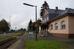 Der Bahnhof Würgendorf