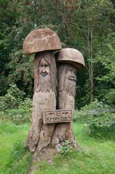 Wood Art am Kindelsberg