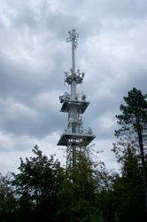 Sendeturm auf dem Kindelsberg