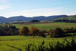 Schöne Aussicht in Berghausen