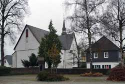 Wallfahrtskirche St. Mariä Heimsuchung in Marienheide