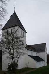 Die Ev. Wehrkirche in Müllenbach