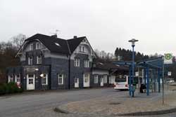Busbahnhof Marienheide