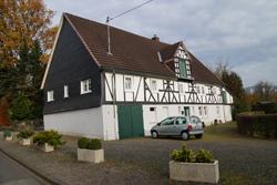 """Das """"Herje Huss"""" aus der zweiten Hälfte des 18. Jahrhunderts in Fellinghausen"""