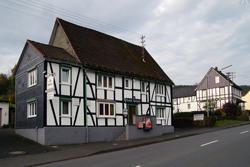 """Der Gasthof Lorsbach und """"Schmedts Huss"""" in Osthelden"""