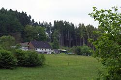 """Bei dem """"Hof Berghaus"""" handelt es sich um einen über drei Jahrhunderte alten Bauernhof"""