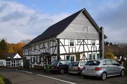 Renoviertes Fachwerkhaus im Ortsteil Oeleroth