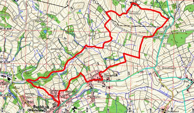 Route Dreiherrensteinweg