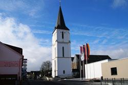 Katholische Pfarrkirche St. Pantaleon in Buchholz