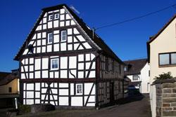 Fachwerkhaus in Asbach