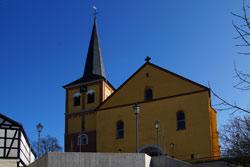Pfarrkirche St. Laurentius in Asbach