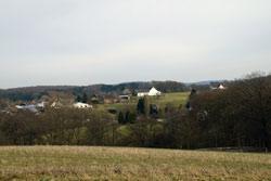 Blick zurück auf Meisenbach