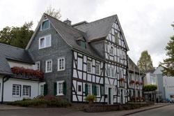 Haus des Gastes in Freudenberg