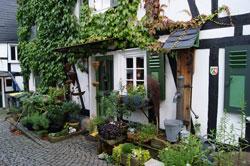 Pittoreskes Fachwerkhaus im Alten Flecken
