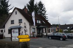 """Hotel-Restaurant und Café """"Alte Schanze"""" in Hohenhain"""