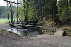 Steg an der Eifgenfurt