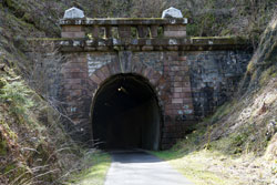 Hohenhainer Tunnel (Ostseite)