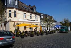 Kirchplatz in Kürten