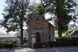Kreuzkapelle am Friedhof von Olpe